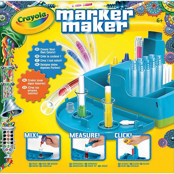 """Набор для создания фломастеров """"Мастер-фломастер"""", Crayola"""