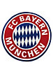 Teppich FC Bayern München, Logo, 100 x 100 cm
