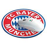 Mousepad FC Bayern München, Logo