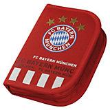 Federtasche FC Bayern München, Logo