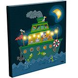 HABA 300160 Bild mit Schlummerlicht Gute Nacht Schiff