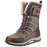 JACK WOLFSKIN Kinder Stiefel WINTER DAY, braun