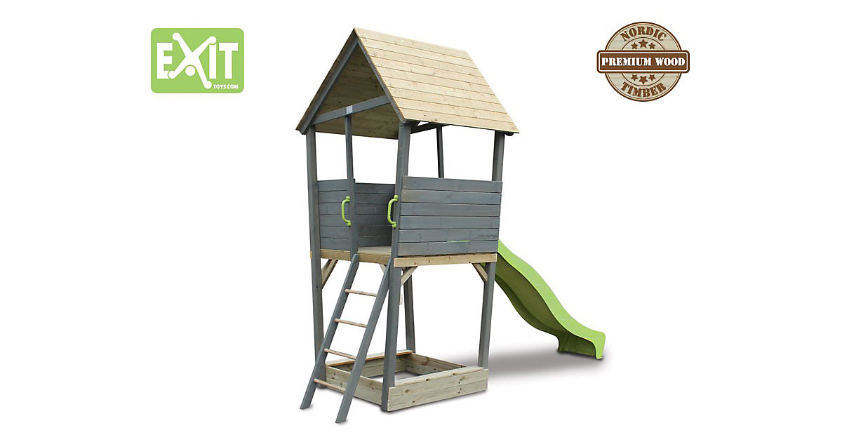 Spielturm ´´Aksent´´ mit Rutsche