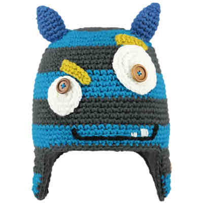 BARTS Kinder Beanie MONSTER Gr. 50, blau