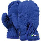 BARTS Baby Fleece Handschuhe Gr. 1, blau