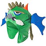 BARTS Kinder DRAGON Helm-Cover, grün