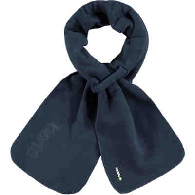 BARTS Kinder Fleece Schal, navy