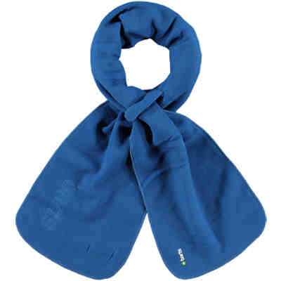 BARTS Kinder Fleece Schal, blau