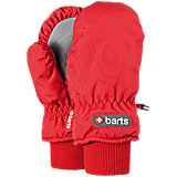 BARTS Kinder Fausthandschuhe, rot
