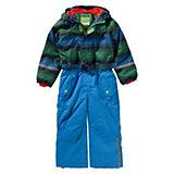 KILLTEC Schneeanzug Sarly für Jungen, blau/grün