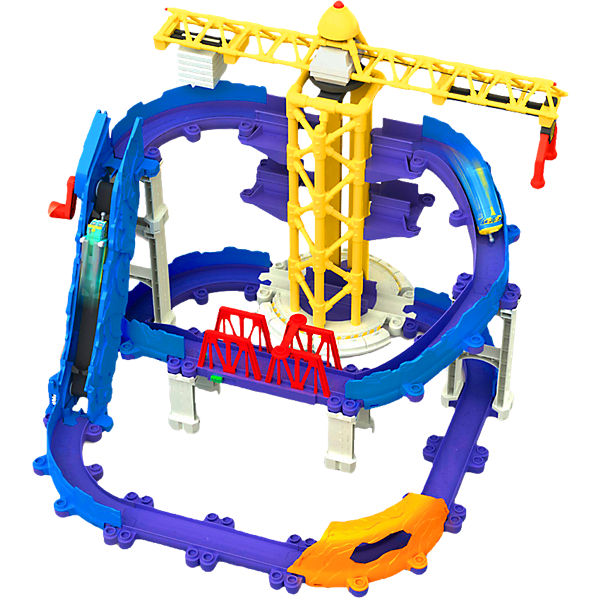 Chuggington Die Cast - The Big Dig Crane Set mit DVD