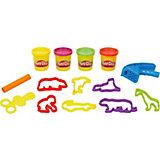 """Мини-набор """"Сумочка с животным"""", Play-Doh"""
