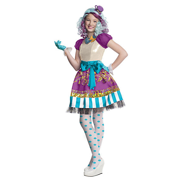 Kostüm Ever After High Madeline Hatter Deluxe