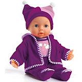 myToys Fan-Babypuppe Mara, 38 cm