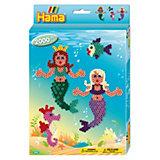 HAMA 3431 midi-Geschenkset Meerjungfrauen, ca. 2000 Stück