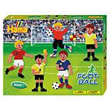 HAMA 3139 midi-Geschenkset Fußball, 4000 Stück, 2 Stiftplatten