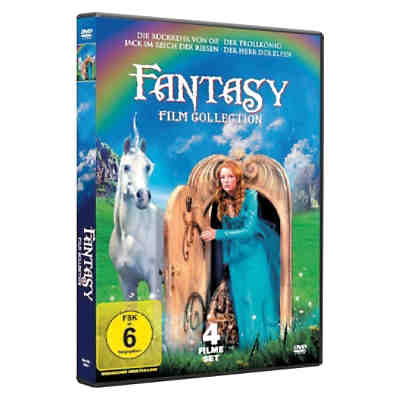 DVD Fantasy Film Collection