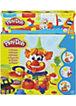 Play-Doh - Knetspielset Clown, inkl. 4 x Knete