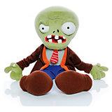 """Плюшевая игрушка """"Зомби"""", 25 см, Растения против Зомби"""