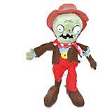 """Плюшевая игрушка """"Зомби Ковбой"""", 30 см, Растения против Зомби"""