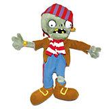 """Плюшевая игрушка """"Зомби Пират"""", 30 см, Растения против Зомби"""
