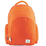 Rucksack Benetton, groß orange