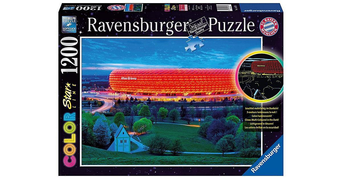 Allianz Arena Color Starline 1200 Teile