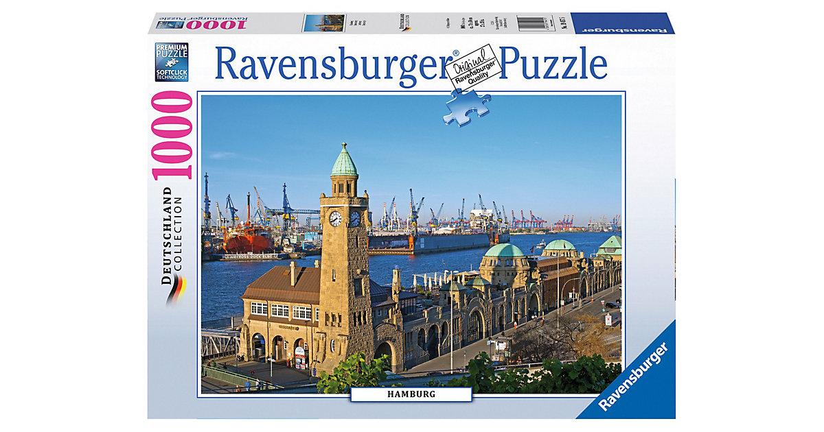 Puzzle Hamburg 1000 Teile