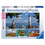 Puzzle Bodensee 1000 Teile