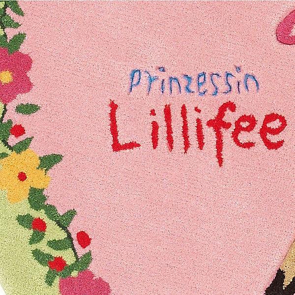 Kinderteppich Prinzessin Lillifee & Das Reh, 130 Cm Rund