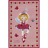 Kinderteppich Prinzessin Lillifee tanzend