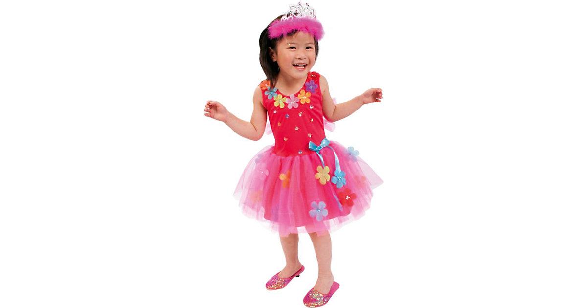 Kostüm Prinzessin pink Gr. 104 Mädchen Kleinkinder