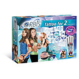 Orbis 30350 Tattoo for Two Tattoo Set