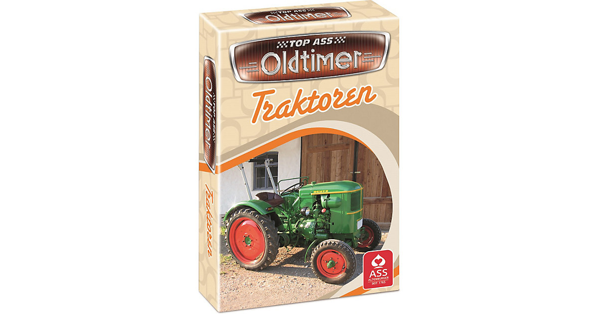 Oldtimer Quartett - Traktoren