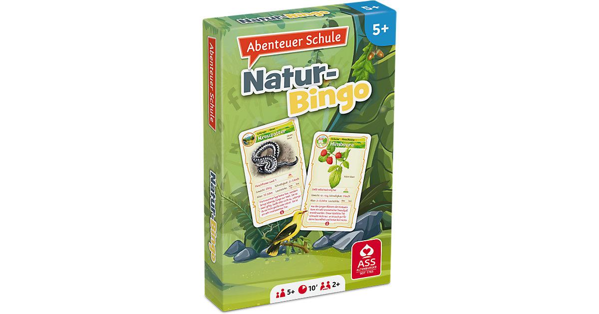Abenteuer Schule - Natur-Bingo