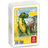 TOP ASS Quartett Dinosaurier