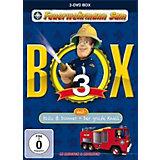 DVD Feuerwehrmann Sam Box 3