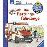 WWW junior Die Rettungsfahrzeuge