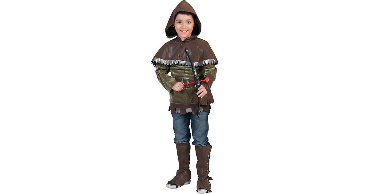 Kostüm Robin Hood Jungen Gr. 140 Jungen Kinder