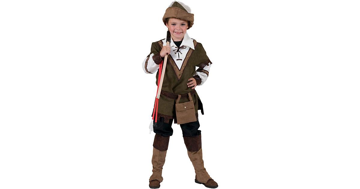 Kostüm Robin Hood Gr. 164 Jungen Kinder