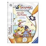 tiptoi®: Leserabe - Jan und die Piraten