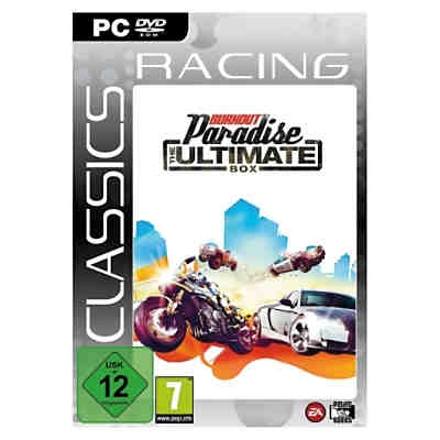 PC Burnout Paradise Ultimate Box (Racing Classics)