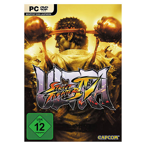 PC Ultra Street Fighter 4