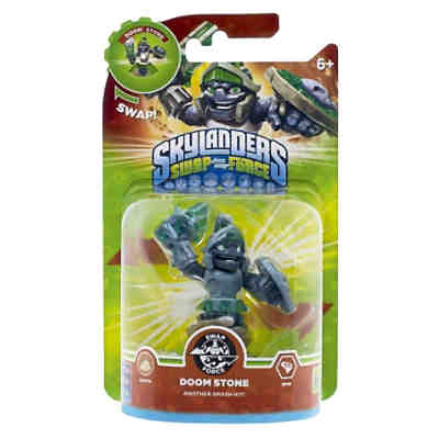 Skylanders Swap Force Charakter Doom Stone