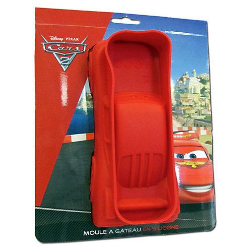 Disney Cars Silikon-Backform Cars Lightning McQueen