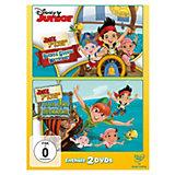 DVD Jake und die Nimmerland Piraten Doppelpack: Bucky's große Wettfahrt & Peter Pans Rückkehr