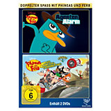 DVD Disney Phineas und Ferb Doppelpack: Agenten Alarm & Vol 3  Der längste Sommertag
