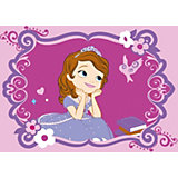 Kinderteppich Sofia die Erste, Becoming a Princess, 95 x 133 cm