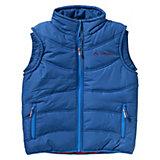 VAUDE Kinder Weste Arctic Fox Vest II, blau