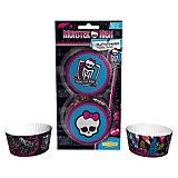 Papier-Backförmchen Monster High, 50 Stück